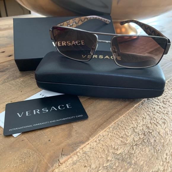 c0389614f03 Versace Men s Sunglasses. M 5c46249cfe51516e596c4ae4. Other Accessories ...